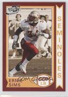 Ernie Sims