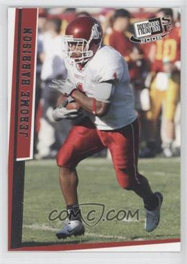 2006 Press Pass SE #14 - Jerome Harrison