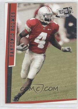 2006 Press Pass SE #16 - Santonio Holmes