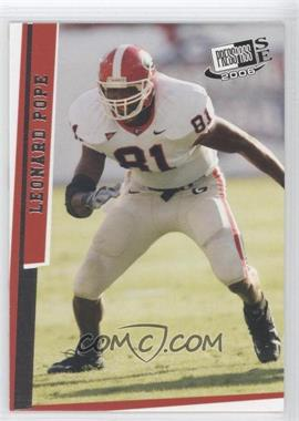 2006 Press Pass SE #27 - Leonard Pope