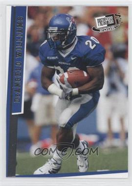 2006 Press Pass SE #37 - DeAngelo Williams