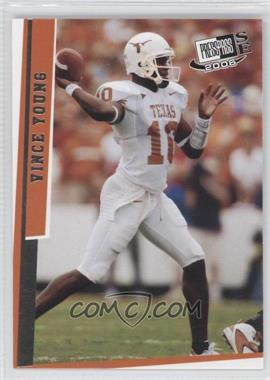 2006 Press Pass SE #39 - Vince Young