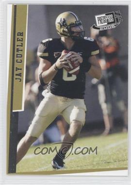 2006 Press Pass SE #6 - Jay Cutler