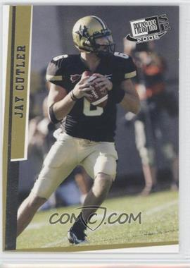 2006 Press Pass SE #6 - Jay Cutler