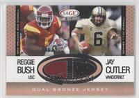 Reggie Bush, Jay Cutler