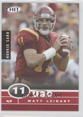 2006 SAGE Hit - National Promos #1 - Matt Leinart