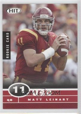 2006 SAGE Hit [???] #1 - Matt Leinart
