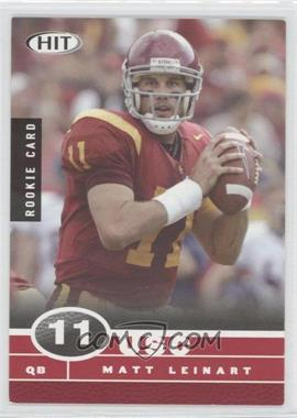 2006 SAGE Hit National Promos #1 - Matt Leinart