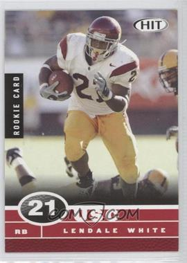 2006 SAGE Hit National Promos #21 - LenDale White