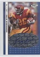 Dominique Byrd /50