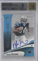 DeAngelo Williams /100 [BGS 9]