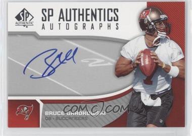 2006 SP Authentic Autographs #SP-BG - Bruce Gradkowski