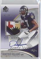 Demetrius Williams /999