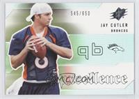 Jay Cutler /650