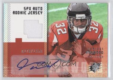 2006 SPx #206 - Jerious Norwood /1650
