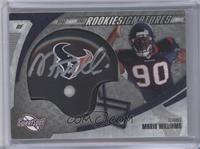 Mario Williams /499