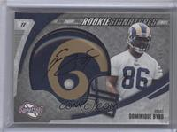 Dominique Byrd /899