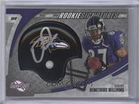 Demetrius Williams /899
