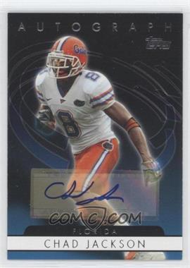 2006 Topps - Autographs #T-CJ - Chad Jackson