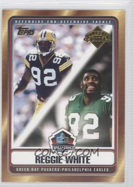 2006 Topps - Hall of Fame Class of 2006 #HOFT-RW - Reggie White
