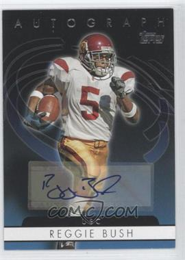2006 Topps Autographs #T-RB - Reggie Bush