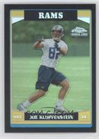 Joe Klopfenstein /199