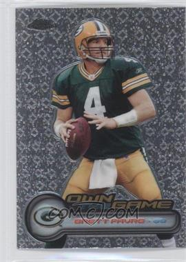 2006 Topps Chrome - Own the Game #OTG9 - Brett Favre
