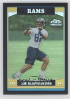 Joe Klopfenstein /199