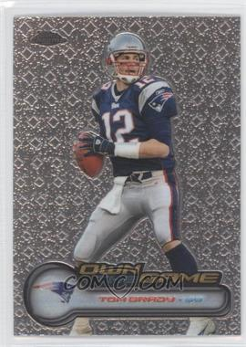 2006 Topps Chrome Own the Game #OTG1 - Tom Brady
