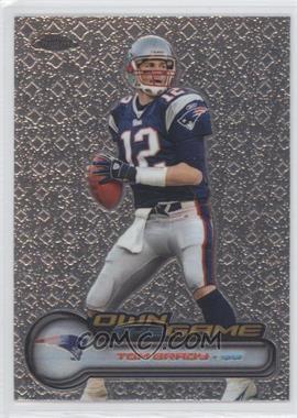 2006 Topps Chrome Own the Game #OTG1 - Tom Brady