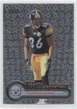 2006 Topps Chrome Own the Game #OTG30 - Hines Ward