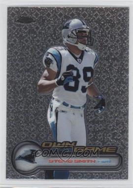 2006 Topps Chrome Own the Game #OTG5 - Steve Smith