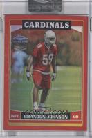 Brandon Johnson /25 [ENCASED]