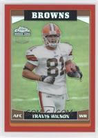 Travis Wilson /25