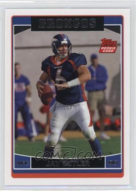 2006 Topps Denver Broncos - [Base] #DEN12 - Jay Cutler