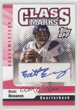 2006 Topps Draft Picks & Prospects Class Marks #CM-BB - Brett Basanez