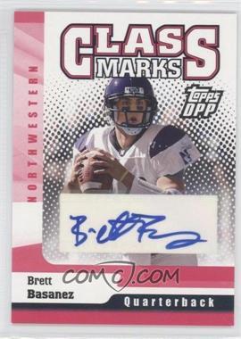 2006 Topps Draft Picks & Prospects Class Marks #CM-BB - Brett Basanez