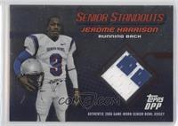 Jerome Harrison /50