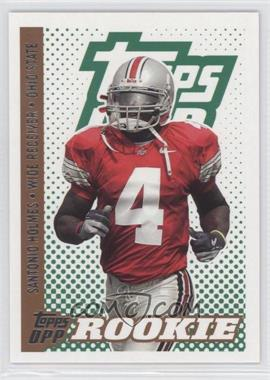 2006 Topps Draft Picks & Prospects #130 - Santonio Holmes