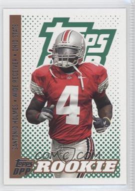 2006 Topps Draft Picks and Prospects (DPP) - [Base] #130 - Santonio Holmes