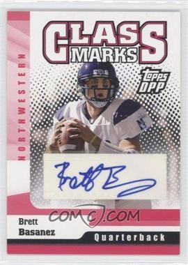 2006 Topps Draft Picks and Prospects (DPP) - Class Marks #CM-BB - Brett Basanez