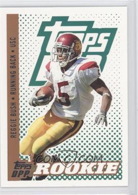 2006 Topps Draft Picks and Prospects (DPP) - Class of 2006 Rookies #167 - Reggie Bush
