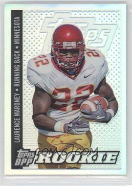 2006 Topps Draft Picks and Prospects (DPP) Chrome Refractors #119 - Laurence Maroney