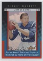 Johnny Unitas /399