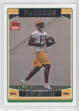 2006 Topps Green Bay Packers #GB12 - Greg Jennings