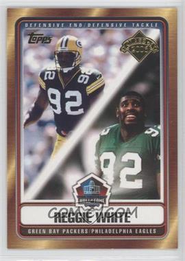 2006 Topps Hall of Fame Class of 2006 #HOFT-RW - Reggie White