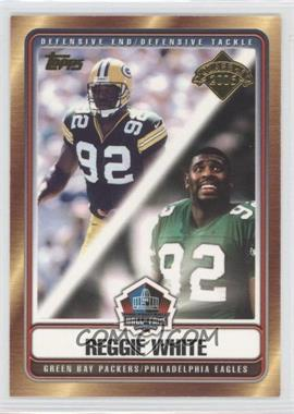 2006 Topps Hall of Fame Class of 2006 #HOFT-RW - Reggie White