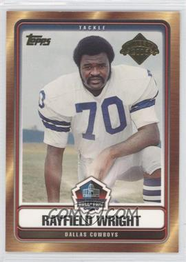 2006 Topps Hall of Fame Class of 2006 #HOFT-RWR - Rayfield Wright