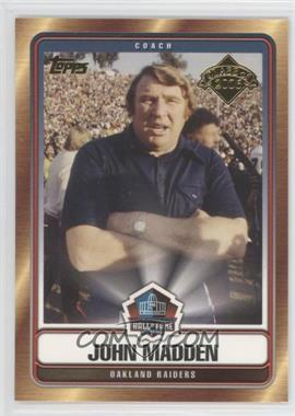 2006 Topps Hall of Fame #HOFT-JM - John Madsen
