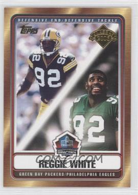 2006 Topps Hall of Fame #HOFT-RW - Reggie White